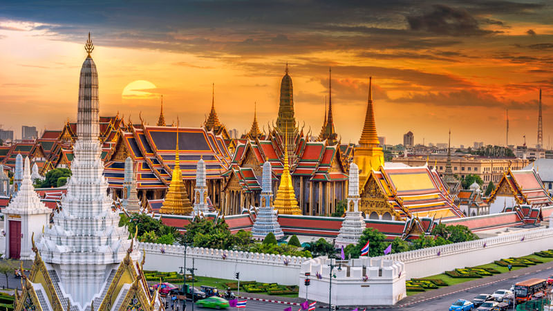 Bangkok Package 6 Night / 7 Days