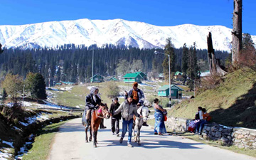 Kashmir Family Packages