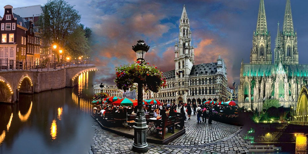 Near By Travel agent For Europe Family Packages