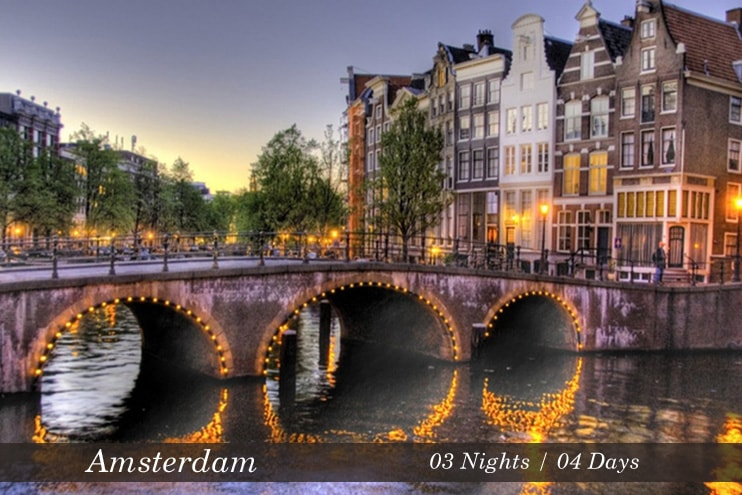 Best Of Amsterdam Tour