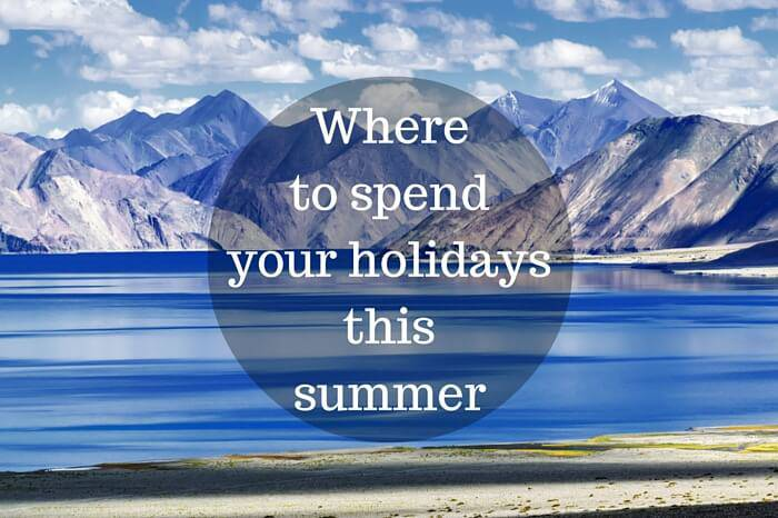 Summer Special Holidays In India