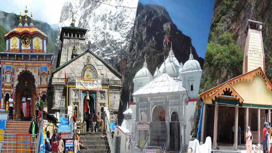 Special Char Dham  Yatra tour Package