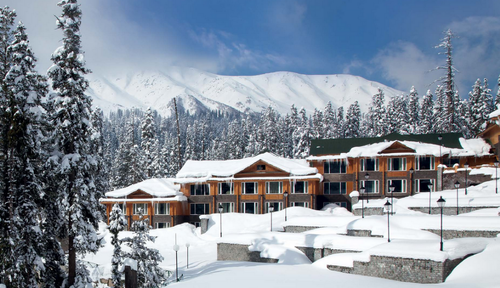 Gulmarg Luxury Tour Packages