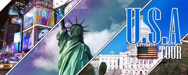 USA TRAVEL PACKAGES