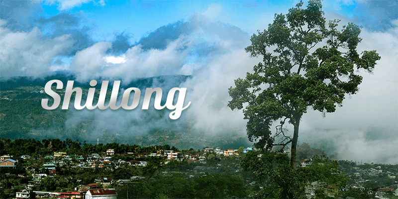 shilong tour package from delhi