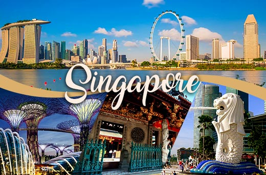 Singapore Honeymoon Package With Cruise from Delhi