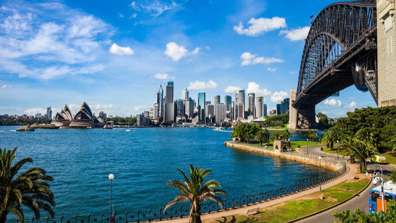 travel agent for australia tour package