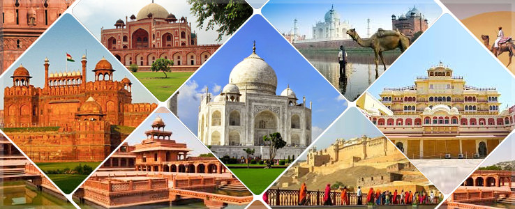 travel agent for golden triangle packages