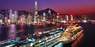 travel agent for honkong with cruise tour from delhi 9811042001