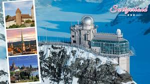 travel agency for switzerland tour package