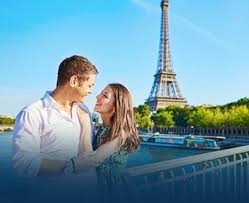 travel agent for europe honeymoon package