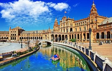 travel agent for spain tour package from delhi