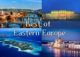 travel agent for eastern euroipe package from delh