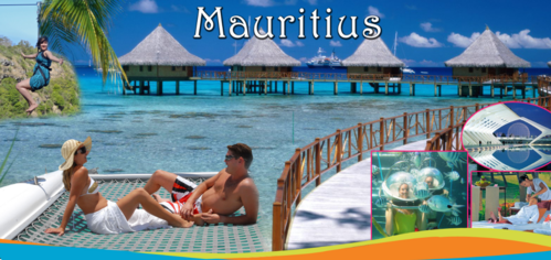 travel agent for mauritius tour package