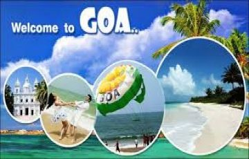 travel agency for goa holiday packag from pitampura delhi