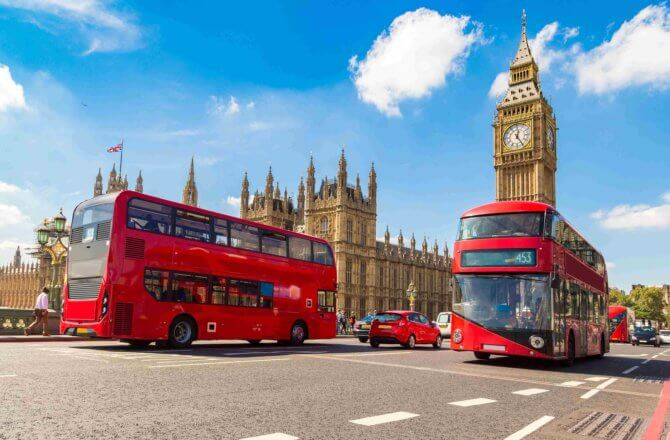 travel ency for england & scotland tour package from pitampura delhi